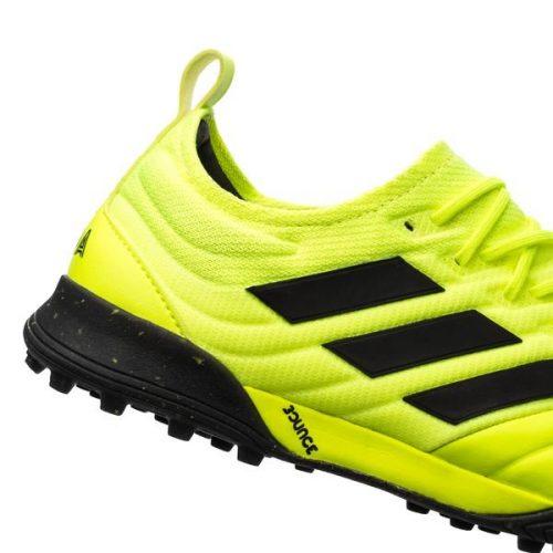 Adidas copa 19.1 tf xanh non chuoi vach den chinh hang da that (5)