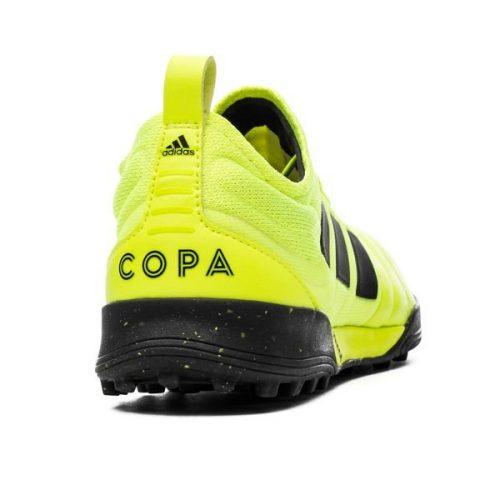 Adidas copa 19.1 tf xanh non chuoi vach den chinh hang da that (7)