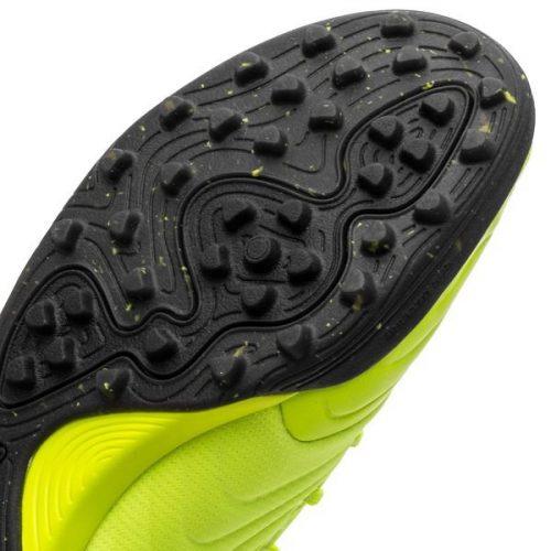 Adidas copa 19.1 tf xanh non chuoi vach den chinh hang da that (8)