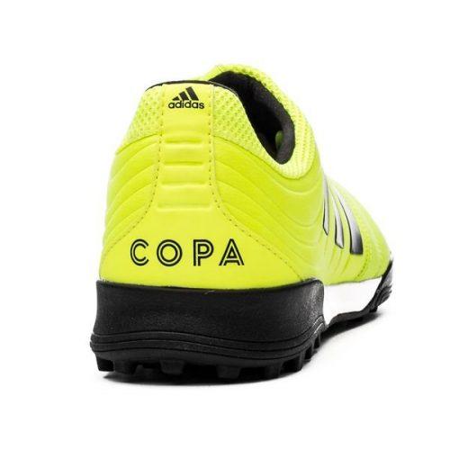 Adidas copa 19.3 tf xanh non chuoi vach den da that chinh hang (1)