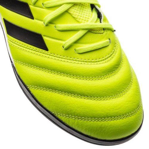 Adidas copa 19.3 tf xanh non chuoi vach den da that chinh hang (2)
