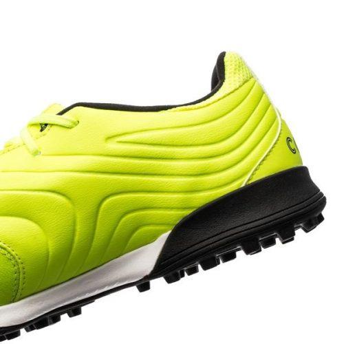 Adidas copa 19.3 tf xanh non chuoi vach den da that chinh hang (3)
