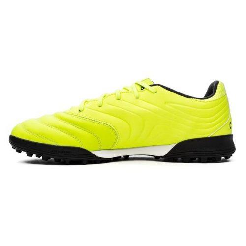 Adidas copa 19.3 tf xanh non chuoi vach den da that chinh hang (9)