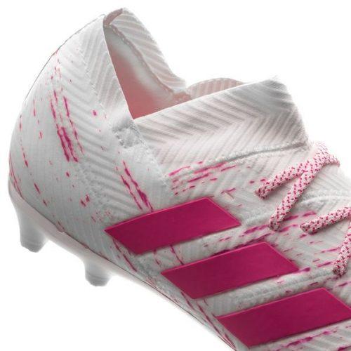 Adidas nemeziz 18.1 fg hong trang da vai chinh hang (4)