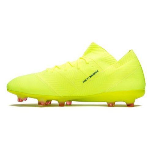 Adidas nemeziz 18.1 fg xanh non chuoi chinh hang (2)