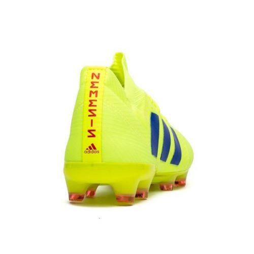 Adidas nemeziz 18.1 fg xanh non chuoi chinh hang (5)