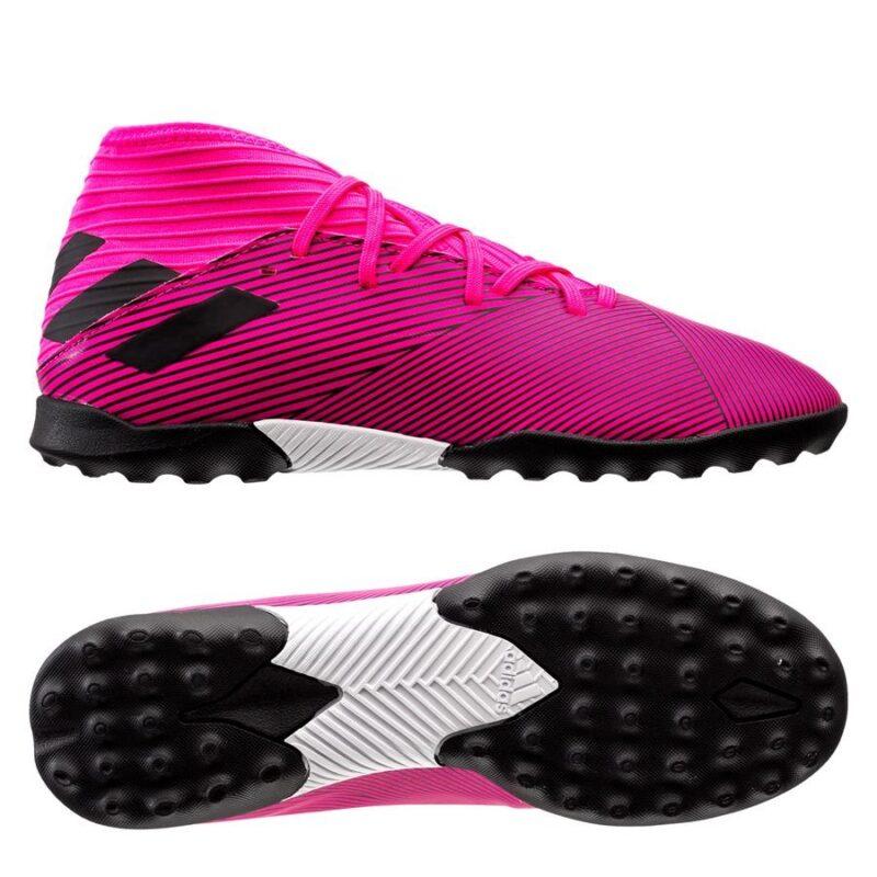 Adidas nemeziz 19.3 tf hong pink