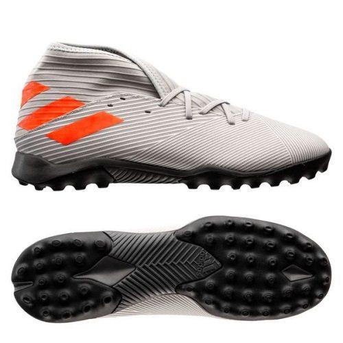 Adidas nemeziz 19.3 tf xam vach cam co cao chinh hang (9)