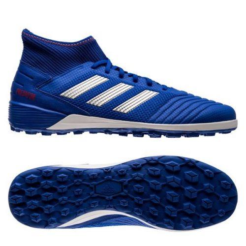 Adidas predator 19.3 tf xanh duong vach bac chinh hang (5)