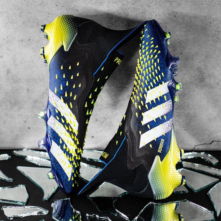 Adidas Predator Freak 2021 với thiết kế cực kỳ đẹp mắt và ấn tượng của Adidas