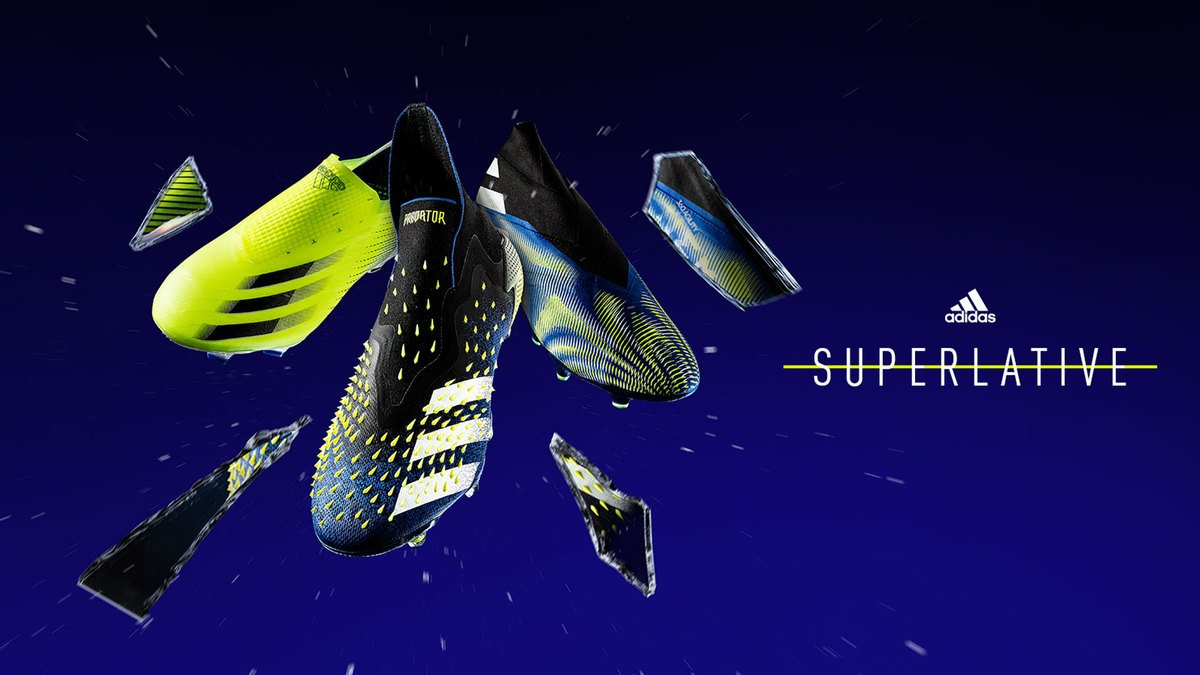 Bộ sưu tập Adidas Superlative Pack mới nhất năm 2021 vừa được ra mắt