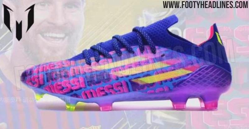 Adidas X Ghosted Messi sẽ là mẫu giày Messi sử dụng trong mùa hè năm 2021 này