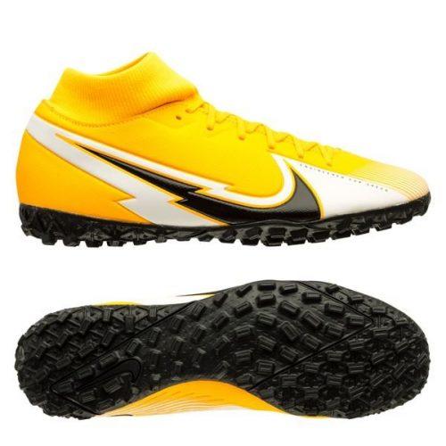 Nike Mercurial Superfly 7 Academy TF Daybreak - Laser OrangeBlackWhite (1)