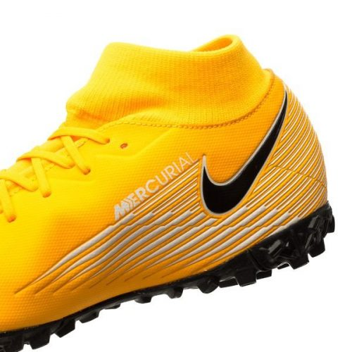Nike Mercurial Superfly 7 Academy TF Daybreak - Laser OrangeBlackWhite (3)
