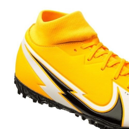 Nike Mercurial Superfly 7 Academy TF Daybreak - Laser OrangeBlackWhite (4)