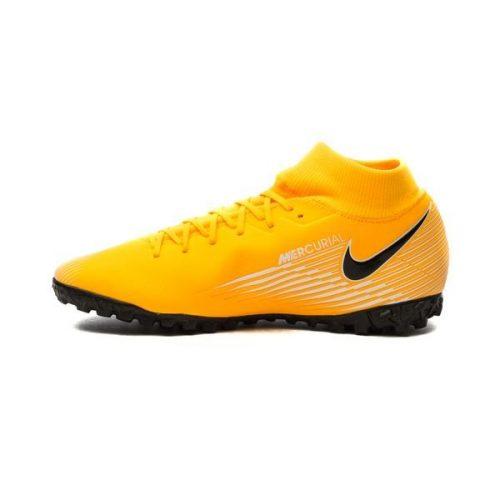 Nike Mercurial Superfly 7 Academy TF Daybreak - Laser OrangeBlackWhite (8)