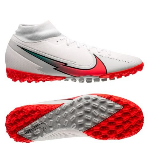 Nike Mercurial Superfly 7 Academy TF Flash Crimson - WhiteFlash Crimson (1)