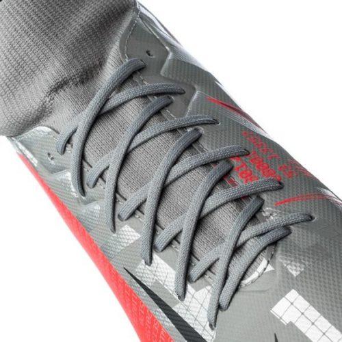 Nike Mercurial Superfly 7 Academy TF Neighbourhood - Metallic Bomber GreyBlackParticle Grey (5)