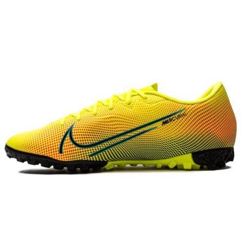 Nike Mercurial Vapor 13 Academy TF Dream Speed 2 - Lemon VenomBlackAurora Green (9)