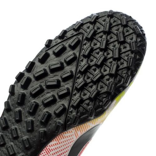 Nike Mercurial Vapor 13 Academy TF NJR Jogo Prismatico - WhiteBlackRacer BlueVolt (1)