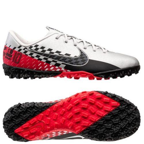 Nike Mercurial Vapor 13 Academy TF NJR Speed Freak - ChromeBlackRed Orbit Kids (1)