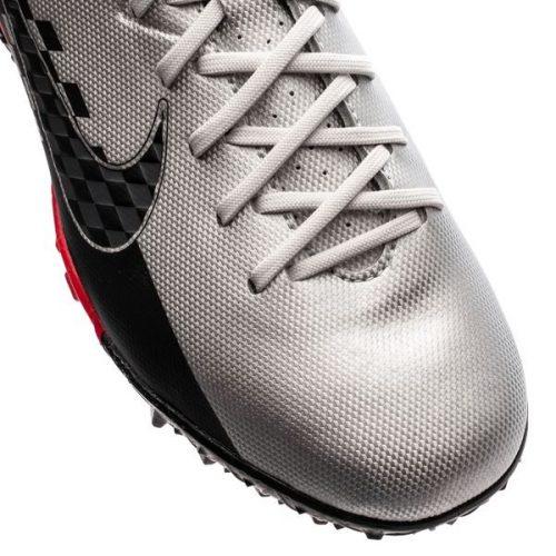 Nike Mercurial Vapor 13 Academy TF NJR Speed Freak - ChromeBlackRed Orbit Kids (7)