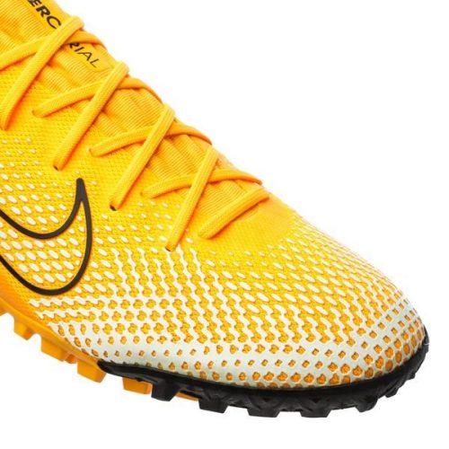 Nike Mercurial Vapor 13 Pro TF Daybreak - Laser OrangeBlackWhite (6)
