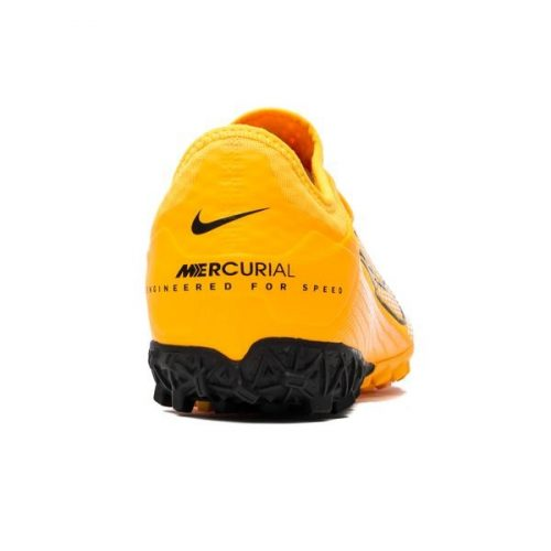 Nike Mercurial Vapor 13 Pro TF Daybreak - Laser OrangeBlackWhite (7)