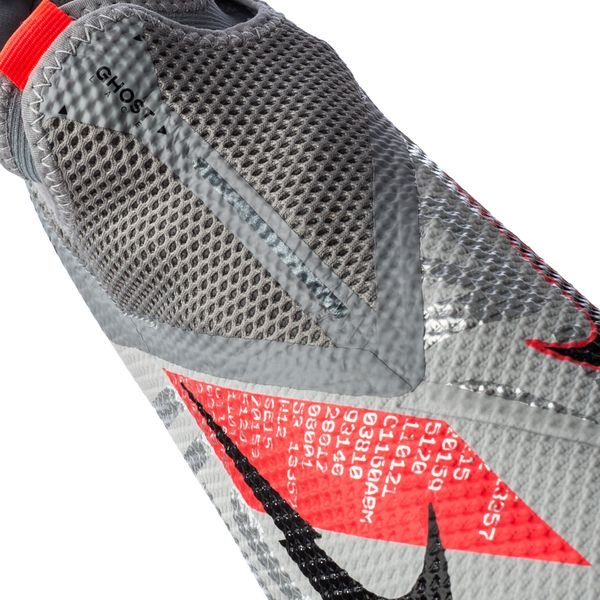 Nike Phantom Vision 2 Academy DF TF Neighbourhood - Metallic Bomber GreyBlackParticle Grey (5)
