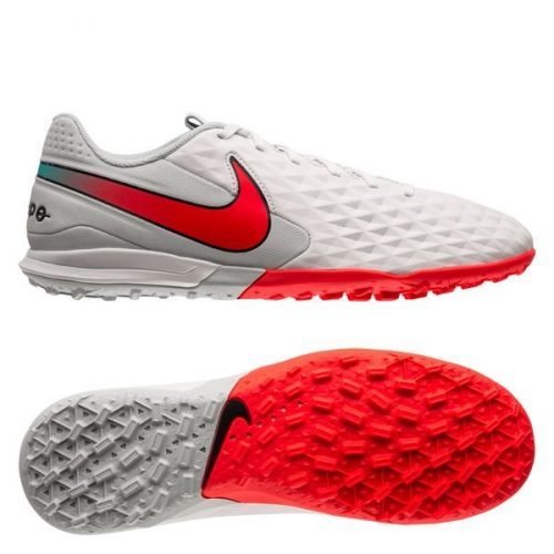 Nike Tiempo Legend 8 Academy TF Flash Crimson - WhiteFlash Crimson (1)