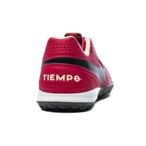 Nike Tiempo Legend 8 Academy TF Play Mode - Cardinal RedBlackCrimson TintWhite (7)