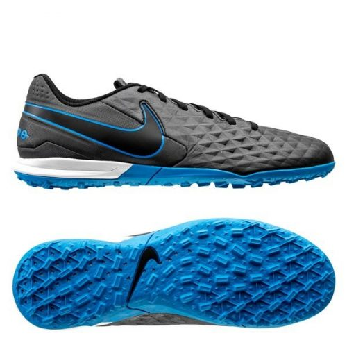 Nike Tiempo Legend 8 Academy TF Under The Radar - BlackBlue Hero (1)