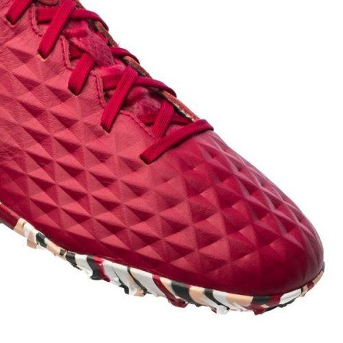 Nike Tiempo Legend 8 Pro TF Play Mode - Cardinal RedBlackCrimson TintWhite (6)