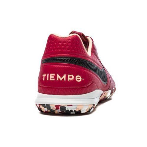 Nike Tiempo Legend 8 Pro TF Play Mode - Cardinal RedBlackCrimson TintWhite (7)