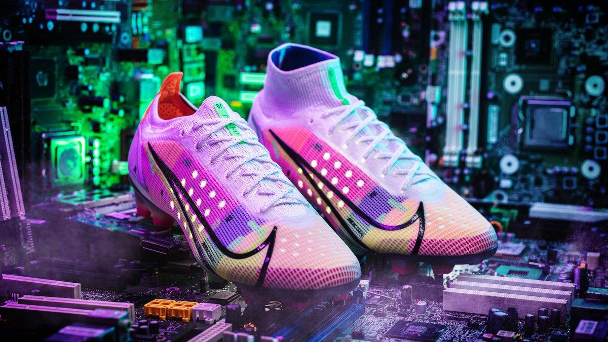 Nike Mercurial Vapor 14 và Superfly 8 được ra mắt với diện mạo mới và công nghệ mới