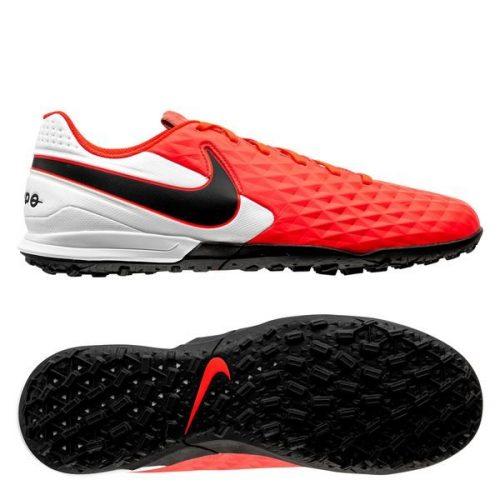 Nike Tiempo Legend 8 Academy TF - Đỏ/Trắng xịn