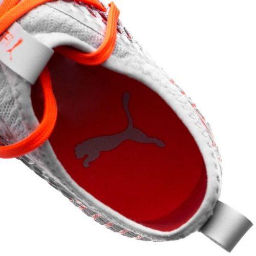 Puma Future 4.3 Netfit MG Anthem - GreyEnergy Red (3)