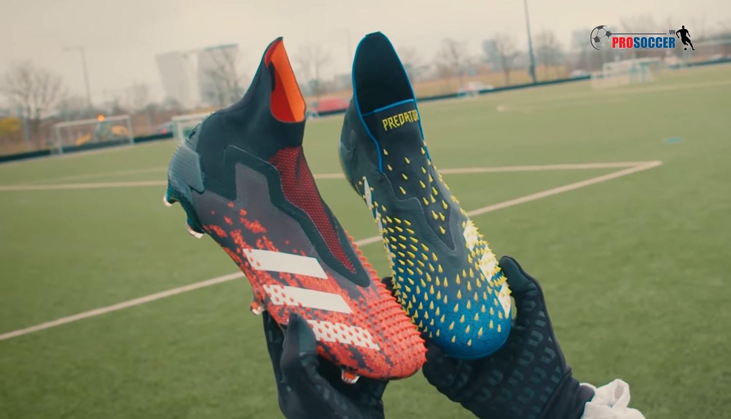 Giày đá banh chính hãng cao cấp sử dụng bởi cầu thủ chuyên nghiệp